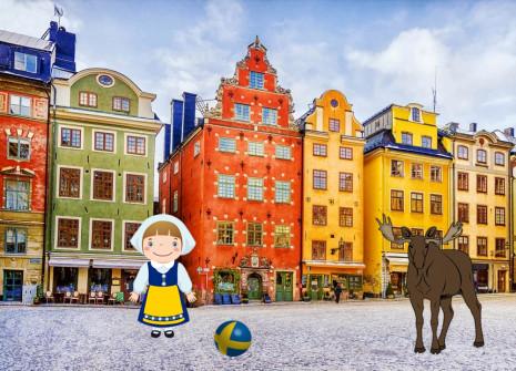 Scappate con il mese della Svezia su Anisnow!